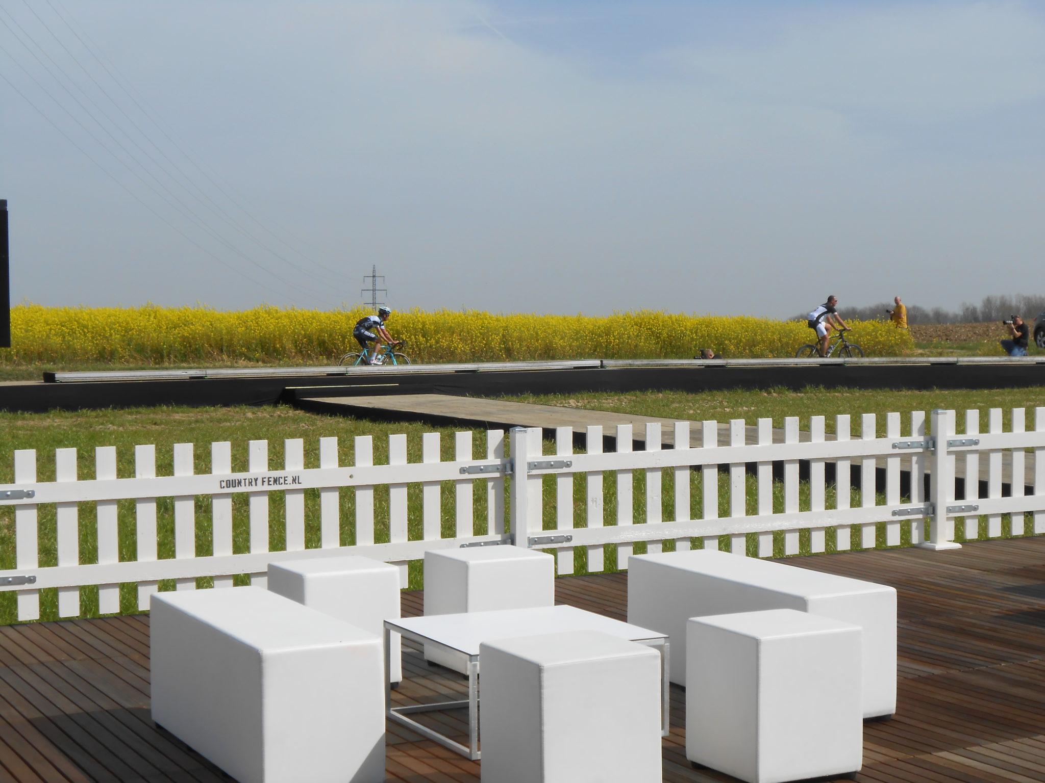 Country Fence sier hekwerk Bengsch Tenten