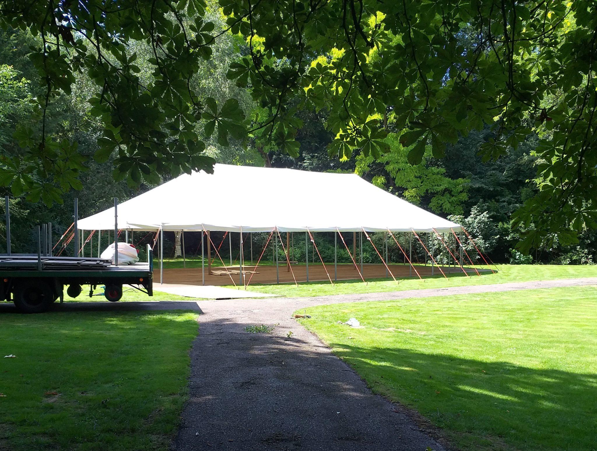 Span-tent