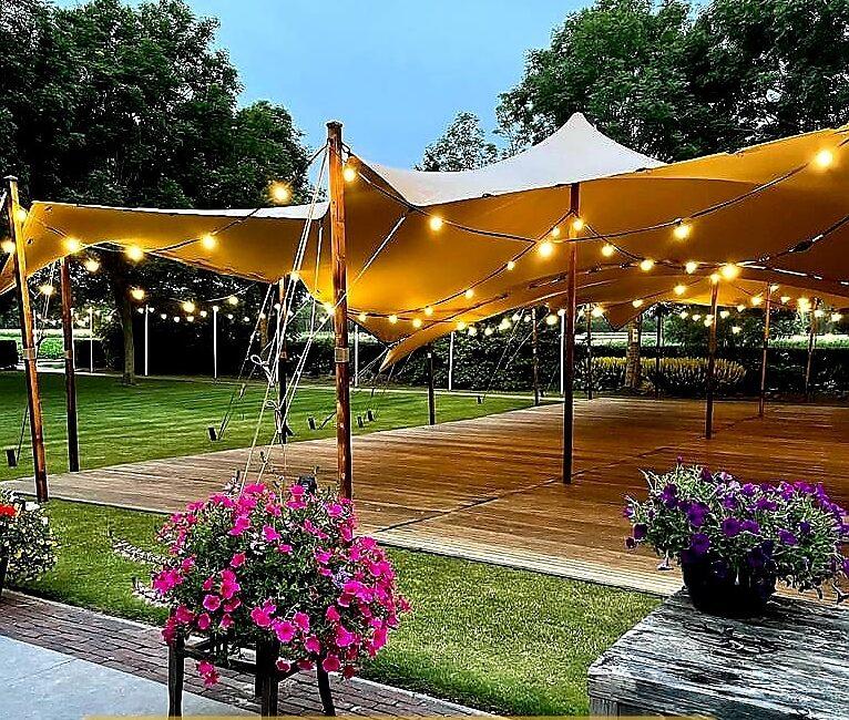 Stretch-tent Bengsch Tenten